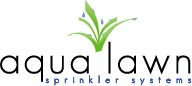 AquaLawn Sprinkler Logo